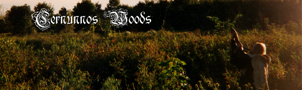 Cernunnos Woods dark ambient atmospheric dungeon synth
